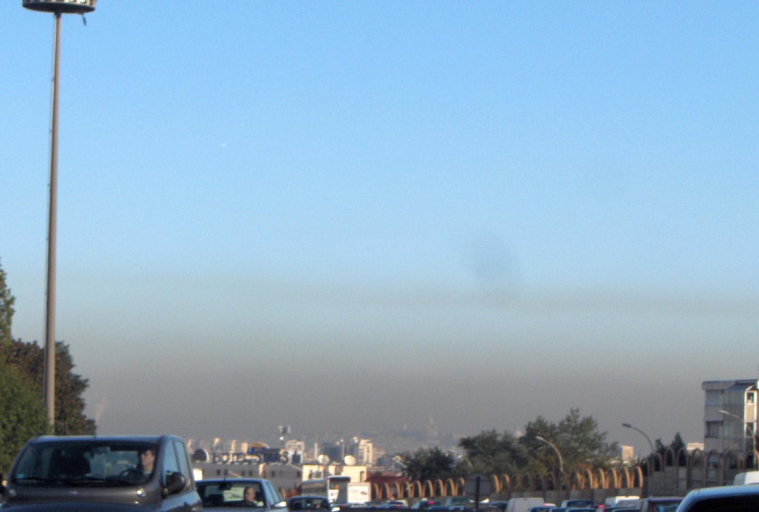 Imágenes antes-después muestran el impresionante efecto positivo de la cuarentena sobre la contaminación